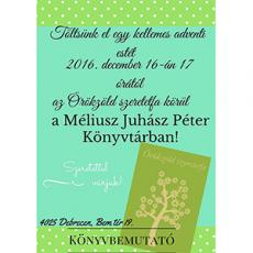 Könyvbemutató - Debrecen