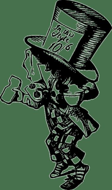 Mad Hatter Running