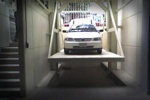 elevador para vehiculos de 4 ruedas