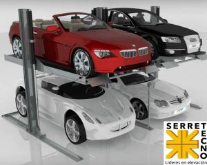 Como elegir un elevador de autos para tu taller