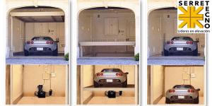 elevautos para garaje subterraneo