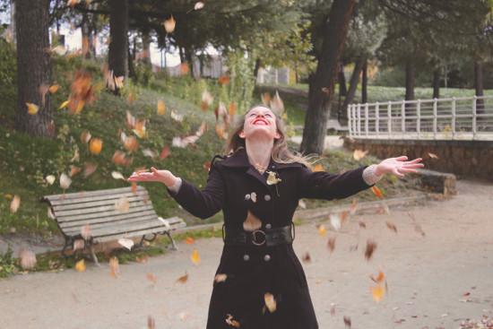 Evangelio apc Lloviendo hojas