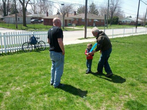 Jesus and Wiffle Ball (4/4)