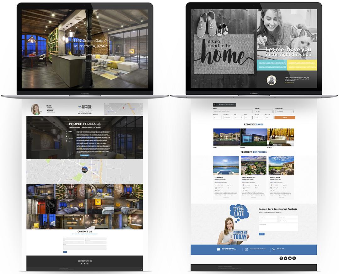 Sample Websites Themes