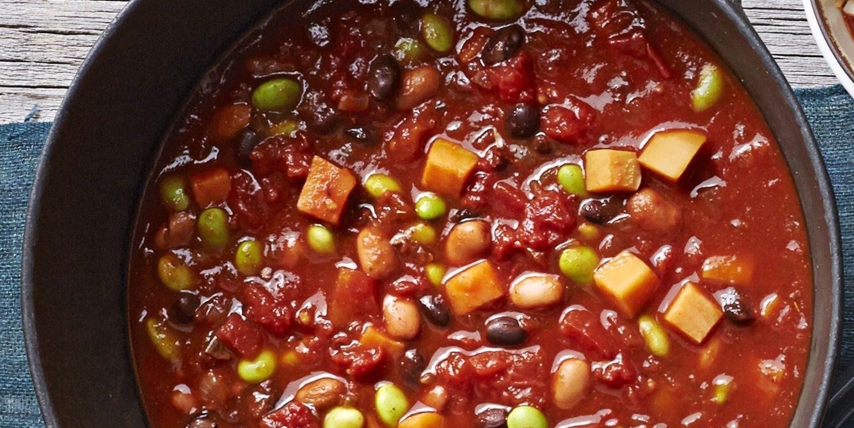 soup, taco soup, recipe, sweet potato, plant based, weight management, black beans, vegan, vegetarian, vegetable soup, black beans