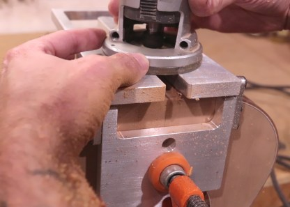 M&T Routing Jig Luthier Tools Products Services