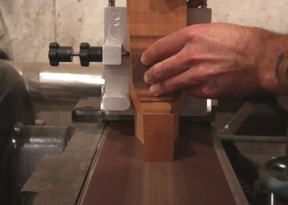 Neck Angle Jig Luthier Tools Products Services