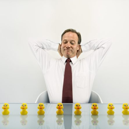 nonprofit marketing strategy ducks in a row