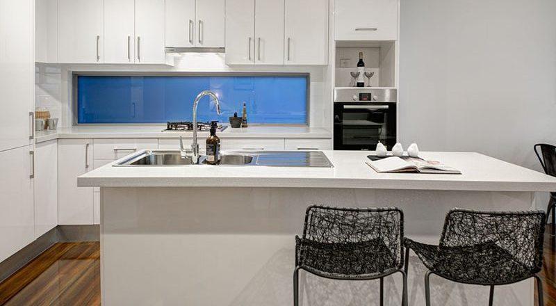 Little Street Apartments Interior Kitchen