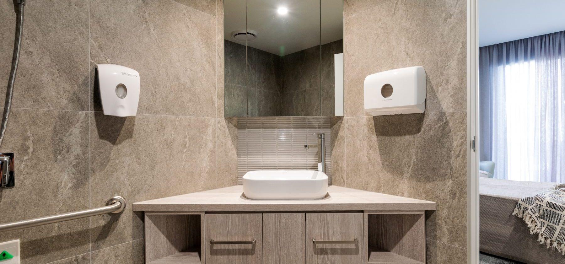 Arcare Noosa Interior Bathroom