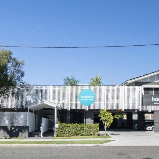 Donaldson Street Childcare External Building