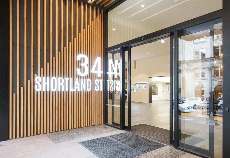 Shortland Street External Entry