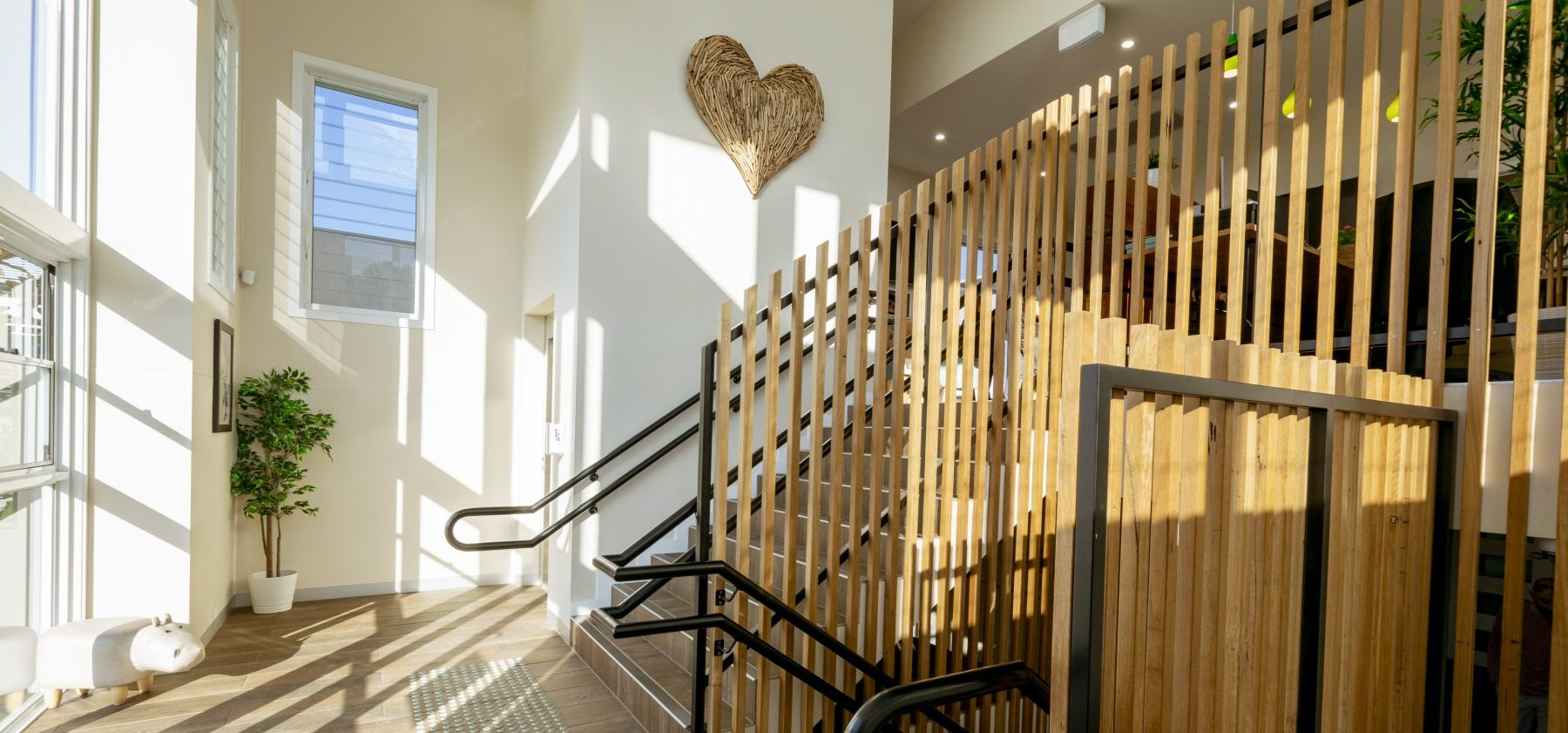 Handford Road Childcare Int Staircase