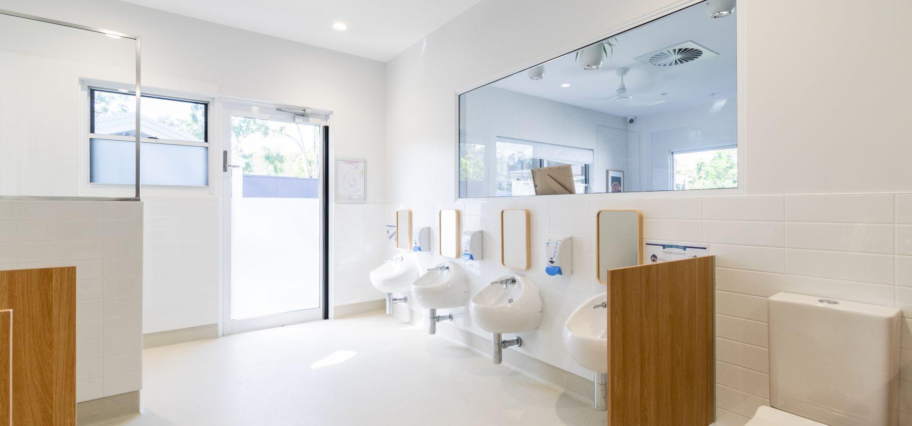Eden Academy Bardon Interior Bathroom