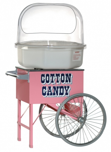 Cotton Candy Machine with Cart Rental