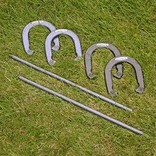 horseshoes set rental