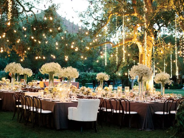Your Guide To Wedding Ceremony And Reception Lighting