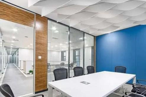 Soelberg ceiling baffles