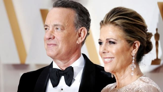 Tom Hanks and Rita Wilson - Hanks Recovers