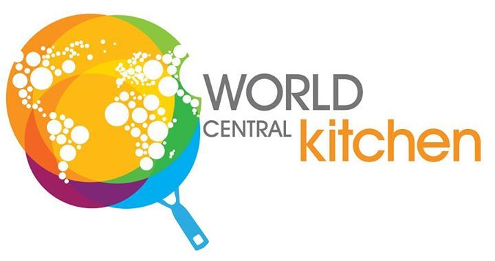 World Central Kitchen Logo - Ways To Give