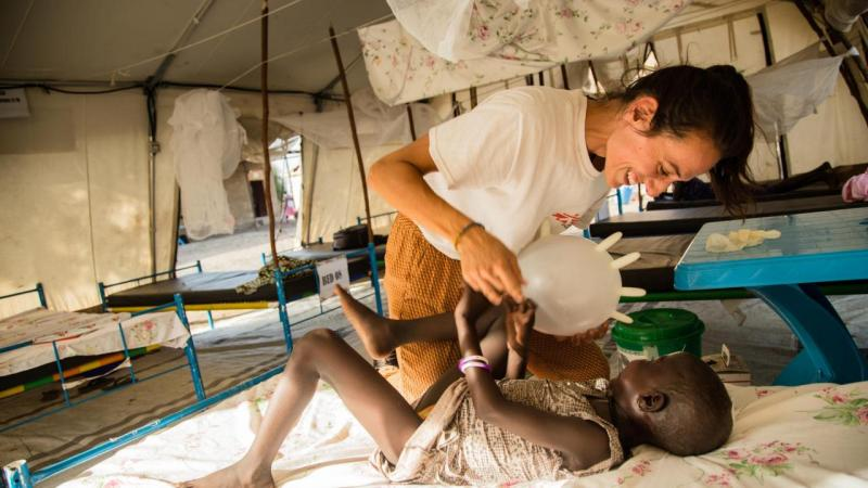 Doctors Without Borders Respond to COVID-19