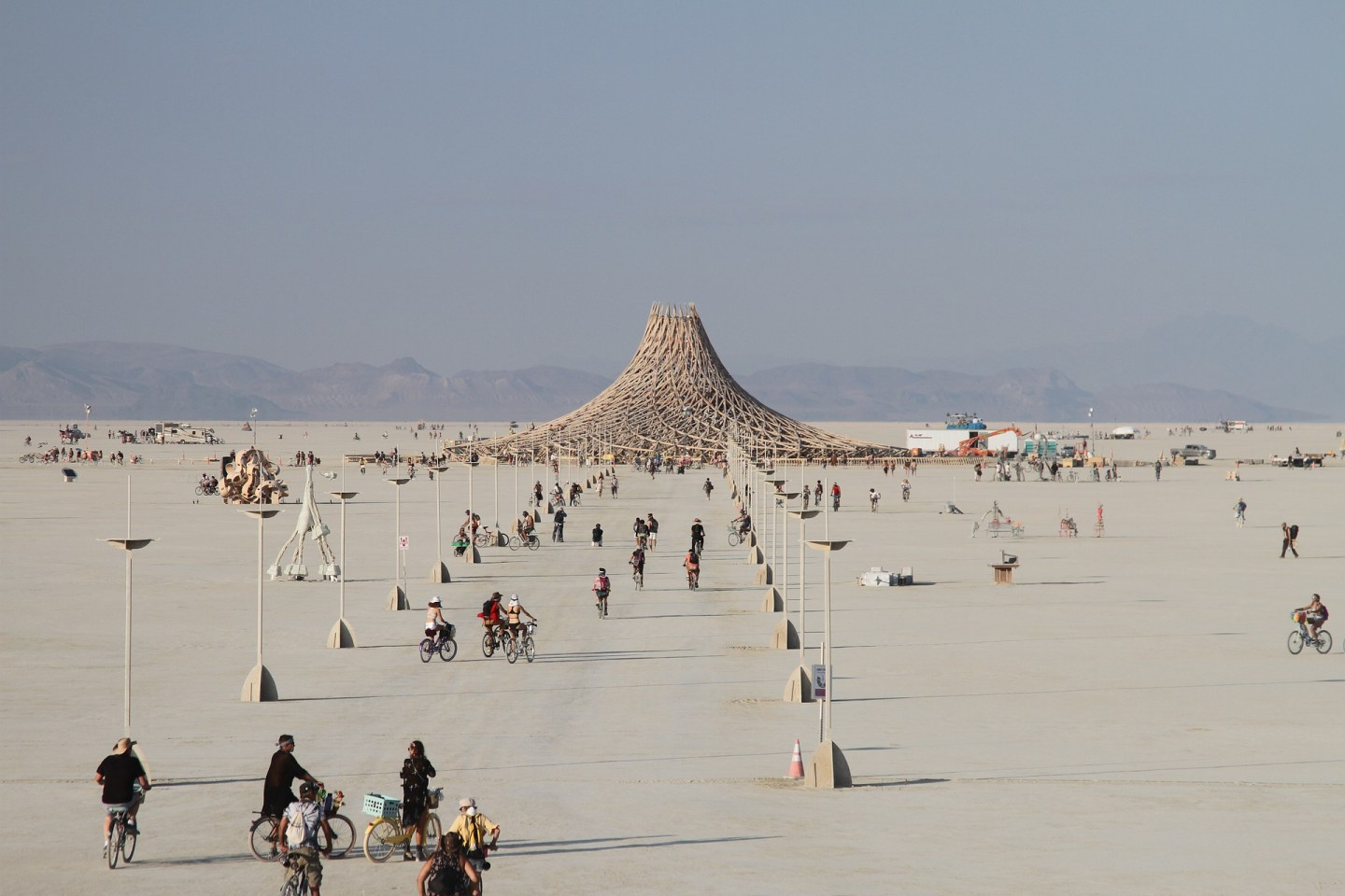 Black Rock City - Burning Man