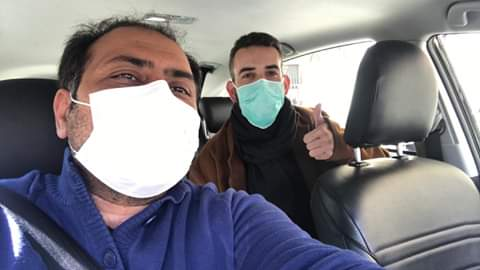 Barcelona Pakistani Taxi Driver