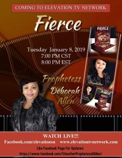 Fierce- Prophetic Breakthrough shifting into the New 2019 conference.