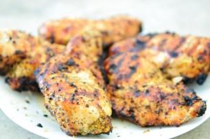 Brazilian Steakhouse Grilled Chicken