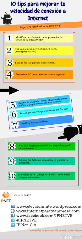 7SEP12. 10 tips para mejorar tu conexión