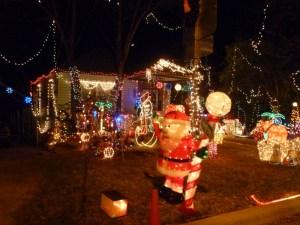 Best Austin Neighborhoods Christmas Lights