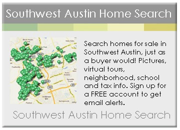 Southwest Austin home search for sellers