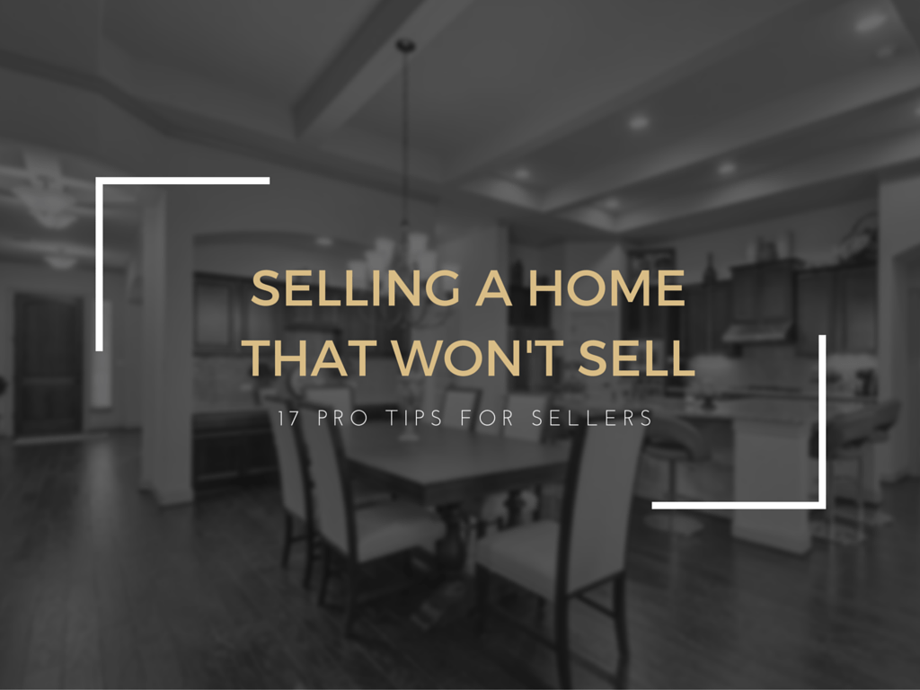 selling an austin home that won't sell