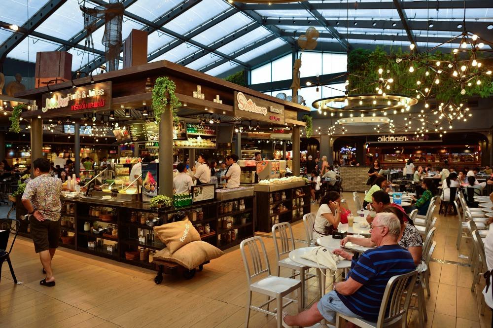 Austin food hall
