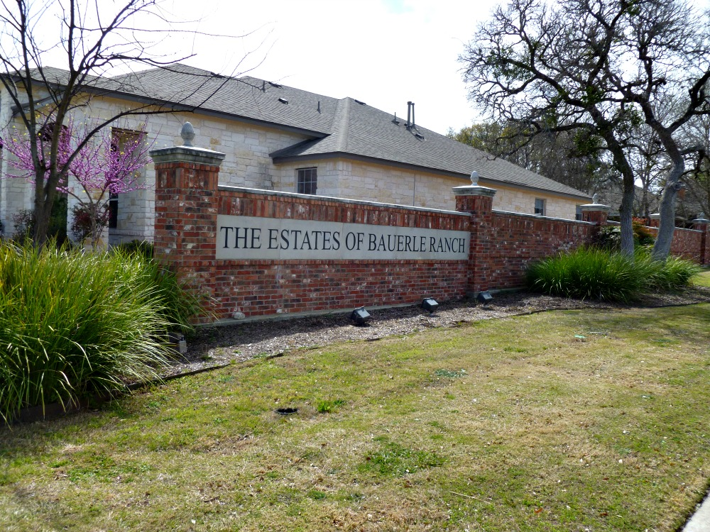bowie high school neighborhoods estates bauerle ranch