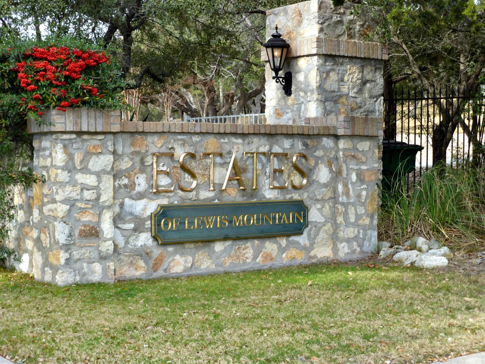 southwest austin neighborhoods lowest property tax rate best schools estates of lewis mountain