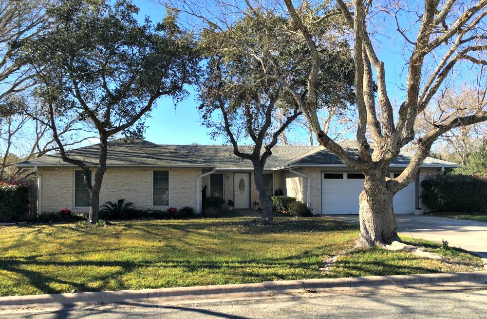 southwest austin neighborhoods lowest property tax rate best schools granada estates