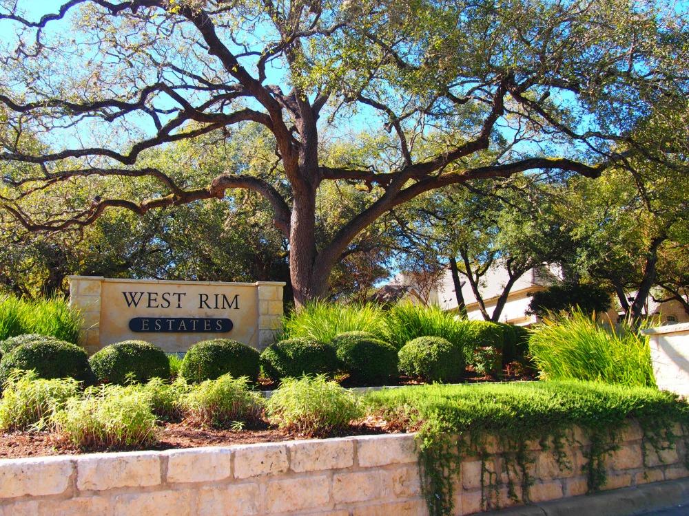 austin neighborhoods lowest property tax rate best schools West Rim