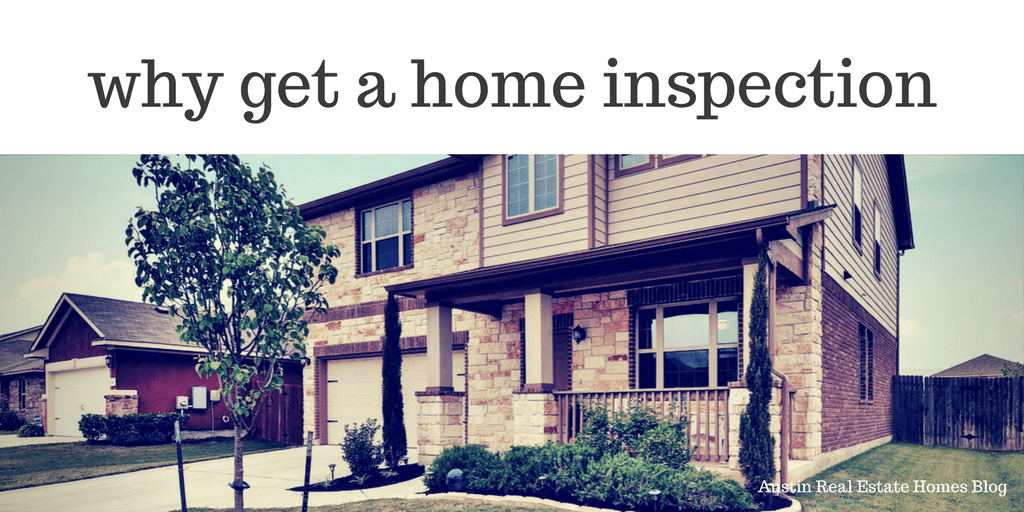 Why Get A Home Inspections