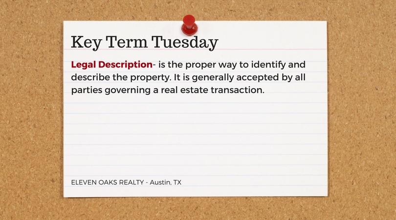 Legal Description