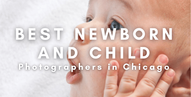Newborn and Child Photography in Chicago