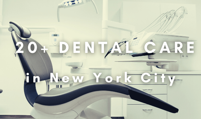 best dental care in new york