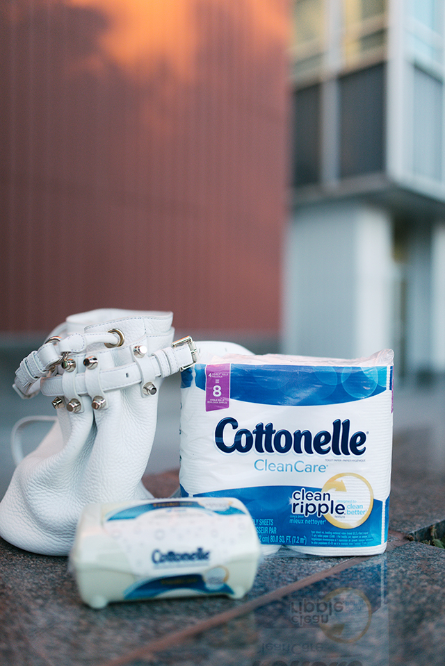 Clean and Fashionable with Cottonelle®