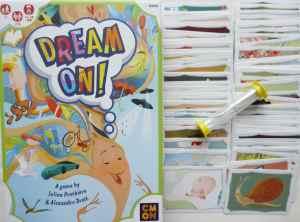 Dream on! jeu imagination mémoire