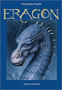 Eragon, le livre.