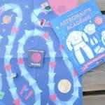 livre jeu astronomie cosmonautes enfants