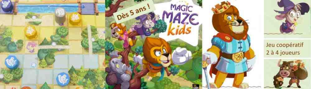 jeu coopératif pour enfants 5 à 9 ans
