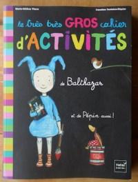 2 cahiers d'activités Montessori pour les 4, 5 et 6 ans
