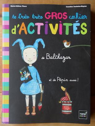 cahier Montessori maternelle