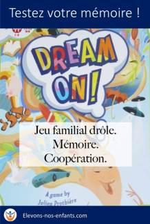 jeu coopératif drôle enfants adultes (imagination, mémoire)